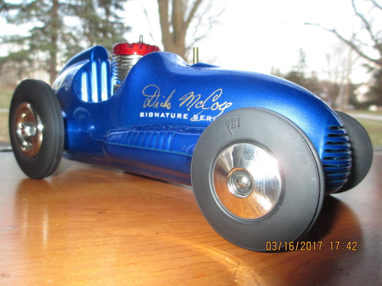 Vintage Nylint Correa enano Race Car