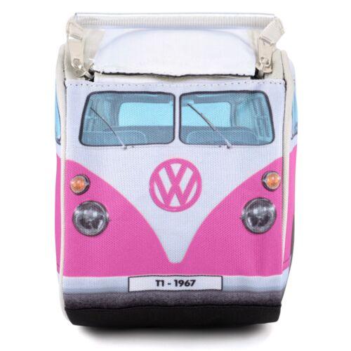 VW Camper Van Lavage Sac rose Licence Officielle