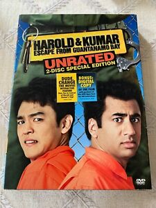 Harold and Kumar Escape From Guantanamo Bay (Unrated Two ...