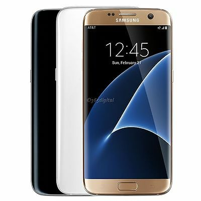 Samsung Galaxy S7/S6 Edge 32GB Single SIM Smartphone EU Plug Factory Unlocked""