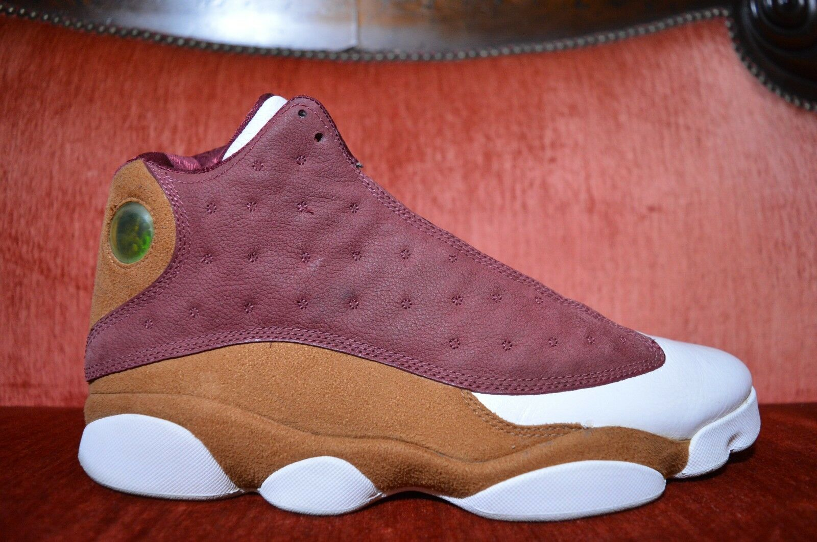 c973529668bef9 ... CLEAN Nike Air Jordan 13 XIII Bin Retro Premio Bin XIII 23 417212 601  Red White ...