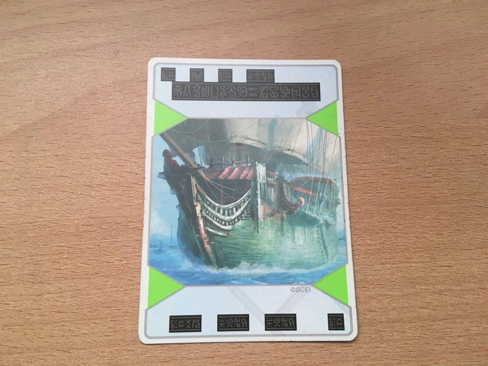 The eye of judgement phantom cards sarma of tinoa new