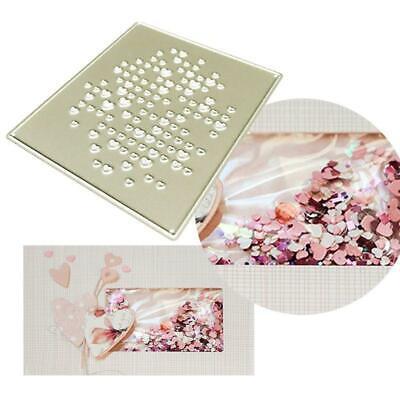 Flower Frame DIY Metal Cutting Dies Stencil Scrapbooking Album Stamp Paper Card
