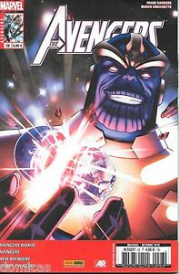 Avengers-N-28-Panini-Marvel-Comics-Octobre-2015-Neuf