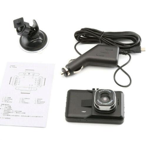 """Car 3/"""" 1080P Video Recorder Camcorder Loop Recording Dash Cam DVR Dash Camera"""