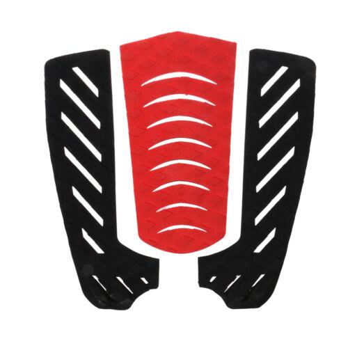 3 Stück Traktion Rutschfeste Grip Matte für Bootsdecks Kayaks Surfbrett