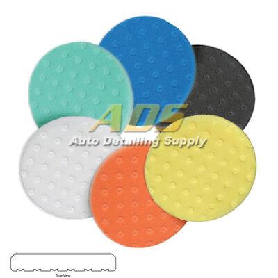 "Buff and Shine Uro-Fiber 6/"" Microfiber Pad Mix /& Match 8 Pack"
