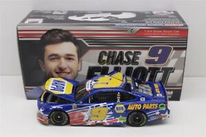 CHASE-ELLIOTT-9-2018-NAPA-PATRIOTIC-1-24-SCALE-NEW-IN-STOCK-FREE-SHIPPING