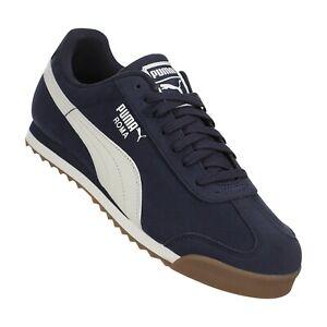 puma men roma smooth nbk fashion/casual shoes 368455 02