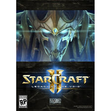 STARCRAFT 2 II LEGACY OF THE VOID