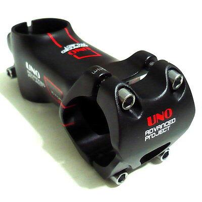 gobike88 New UNO M01 Stem X50 31.8 x 70mm Black//Red 139g
