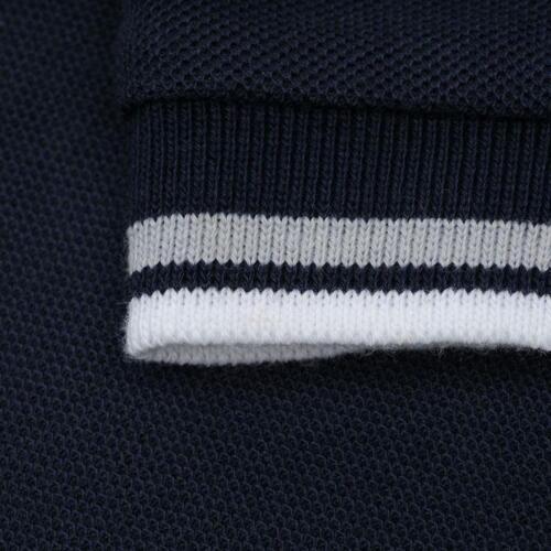 ✅ SLAZENGER Herren Poloshirt TShirt Fitnessshirt Polohemd Fitnesshemd Blau TIP