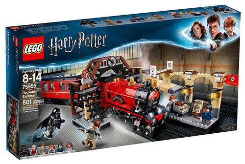 LEGO 75955 HARRY POTTER Hogwarts Express LUG 2018