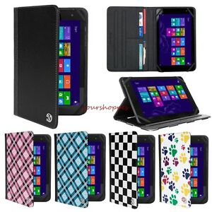 new style 9fe11 84b3d Details about VanGoddy Tablet Folio Stand Case Cover For 10.1