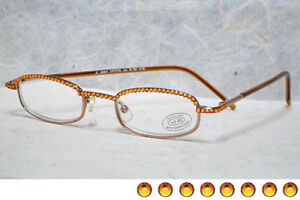 0151570d7d5f Image is loading Jimmy-Crystal-New-York-GL180-Swarovski-Reading-Glasses-