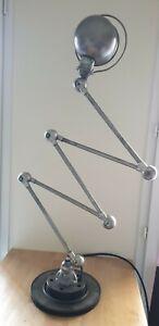 Détails sur Lampe jielde 5 bras sur pied jld loft atelier art industriel