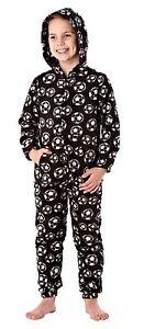 boys-all-in-one-sleepwear-pyjama-pajama-ones-one-piece-hoodie-FOOTBALL
