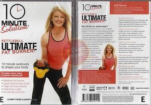 10-Minute-Solution-KETTLEBELL-ULTIMATE-FAT-BURNER-DVD-Region-4-Australia