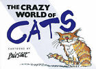 The Crazy World of Cats by Bill Stott (Hardback, 1996)