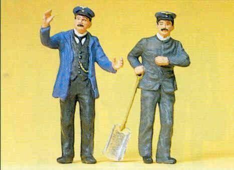 G Scale Railroad Figure Policeman S