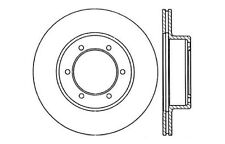 SportStop XDrilled & Slotted Rotor fits 1986-2008 Toyota Pickup 4Runner Hilux  S