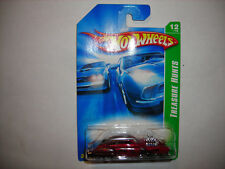2007 Hot Wheels Treasure Hunt #132 Evil Twin T-Hunt