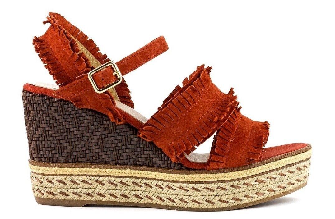 DESTOCKAGE shoes COMPENSÉES KANNA KV7234 size 36   ANTE CALDERA H124
