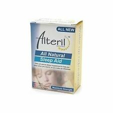 Alteril All Natural Sleep Aid 60 Tablets (Pack of 5)