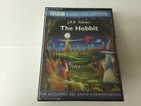 J.R.R Tolkien The Hobbit [NEW & SEALED] Cassette Album 1999 X 4 CASSETTE