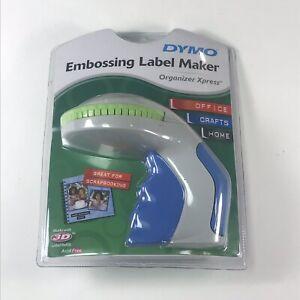 12965 DYMO Organizer Xpress Handheld Embossing Label Maker