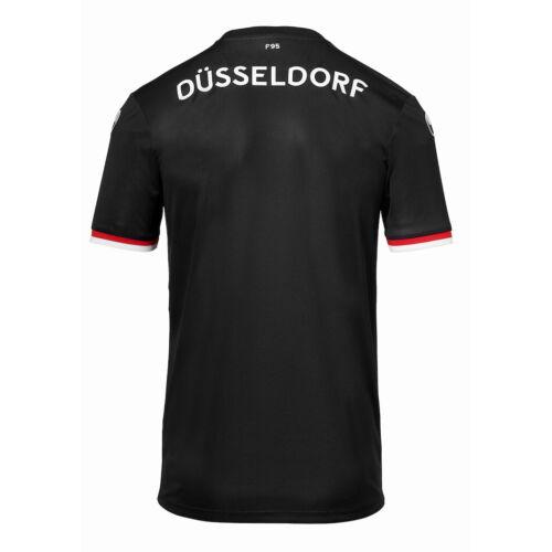 1003547011895 Uhlsport Fortuna Düsseldorf f95 ausweichtrikot KA 19//20 NOIR