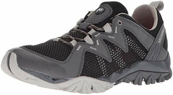 Merrell Para Hombre Zapato De Agua Tetrex Rapid Crest, negro   12853