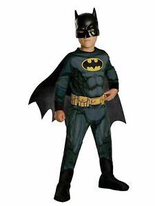 Rubie's Licensed DC Comics Batman Classic Costume Size 3-5 DELIVERY