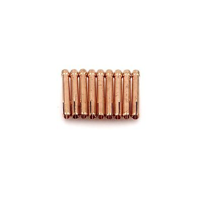 PK 10 COLLETS FOR ALL WP17 WP18 /& WP26 TIG TORCHES