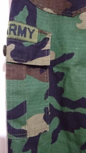 Militare Taglia Uomo Camouflage Mimetico Pantalone Men Usa Trouser's Utility 50 AwPZFP56x