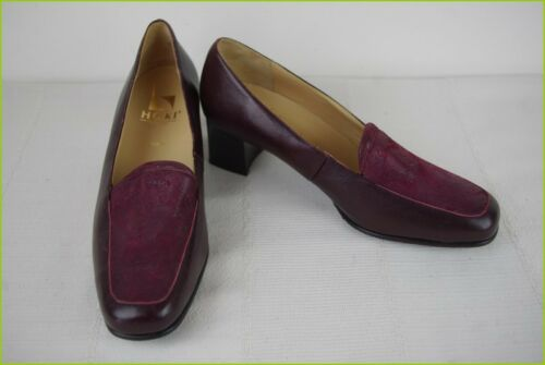 Hoki T Chaussures Bordeaux Cuir Daim 37 5 Girelli Nouveau Brun 6gfYby7
