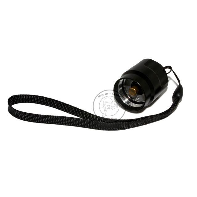 1pcs UltraFire Black Nylon Holster For 501B 501C 502B C8 Flashlight Torch