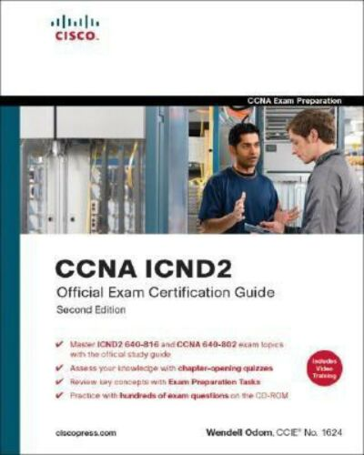 1 of 1 - CCNA ICND2 Official Exam Certification Guide (Exams 640-816, 640-802)