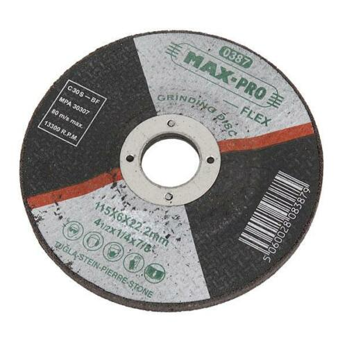 "1 X Stone Grinding Masonry Discs Blades 115mm 4.5 /"""