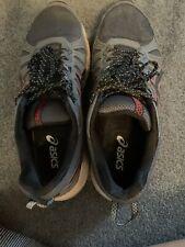 ASICS 1011a560 003 GEL Venture 7 Black / Classic Red Men's Running Shoes