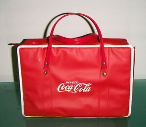 Coca-Cola-Renco-Marwell-Bag-Milano-Bag-Thermal-Vintage-Years-60