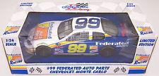 2004 Racing Champions 1:24 KEN SCHRADER #99 Federated Auto Parts PROMO - NIB