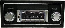 Bluetooth Enabled 1973-1979 Ford Truck 300 watt AM FM Stereo Radio iPod, USB