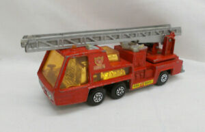 Vintage-Matchbox-Super-Kings-K-9-Fire-Tender-Made-In-England-By-Lesney-Lot-B