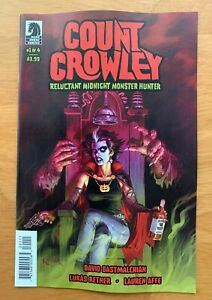 COUNT-CROWLEY-RELUCTANT-MONSTER-HUNTER-1-Main-Cover-A-1st-Print-2019-NM