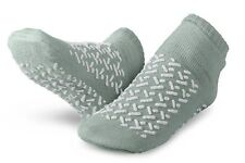 MOBILITY AID MEDLINE DOUBLE TREAD SLIPPERS ANTI NON SLIP SKID RESISTANT SOCK XXL
