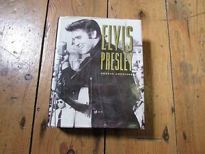 Unseen-Archives-Elvis-Mini-Edition-by-Parragon-Plus-Hardback-2003