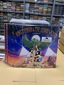 King Gizzard & Hte Lizard Wizard LP Polygondwanaland RSD 2020 Transparent