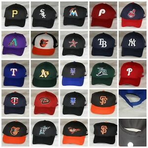 New OC Sports Team MLB Adjustable Baseball Hat Cap Adult OSFM S M ... ee589a00704