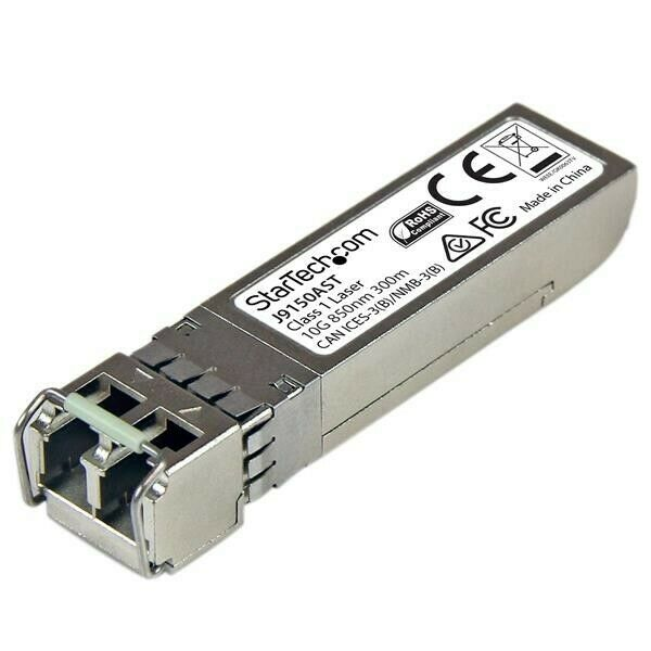 Startech.com 10 Gigabit Fiber SFP+ Transceiver Module MM LC with DDM
